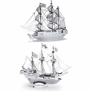 Amazon.com: Fascinations Metal Earth ICONX USS Theodore Roosevelt CVN-71 3D Metal Model Kit: Toys & Games