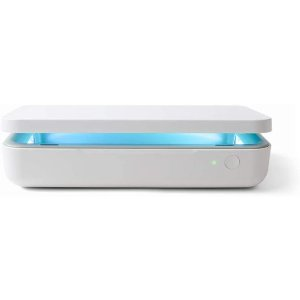 Samsung Qi 无线充电底座 紫外线消毒盒