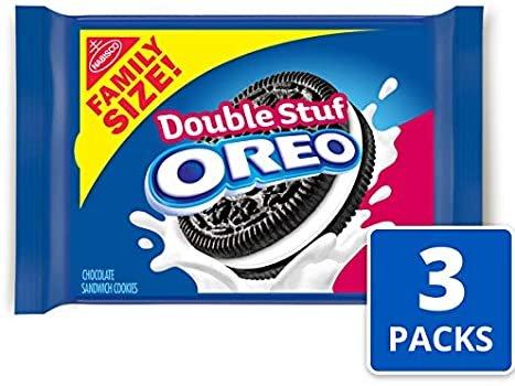 Oreo Double Stuf 巧克力三明治饼干促销