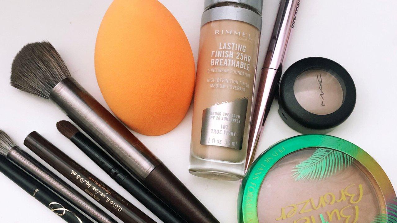 简易妆容:10件彩妆好物分享