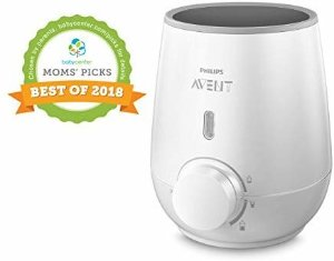 Amazon.com : Philips Avent Fast Baby Bottle Warmer, SCF355/00 : Baby