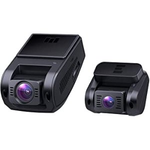 AUKEY Dual Dash Cam HD 1080P Front and Rear Camera