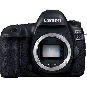 Refurbished Canon EOS 5D Mark IV DSLR Camera