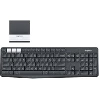 Logitech 罗技 K375s 多设备无线蓝牙键盘 带手机支架