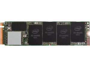 Intel 660p 2TB NVME QLC SSD