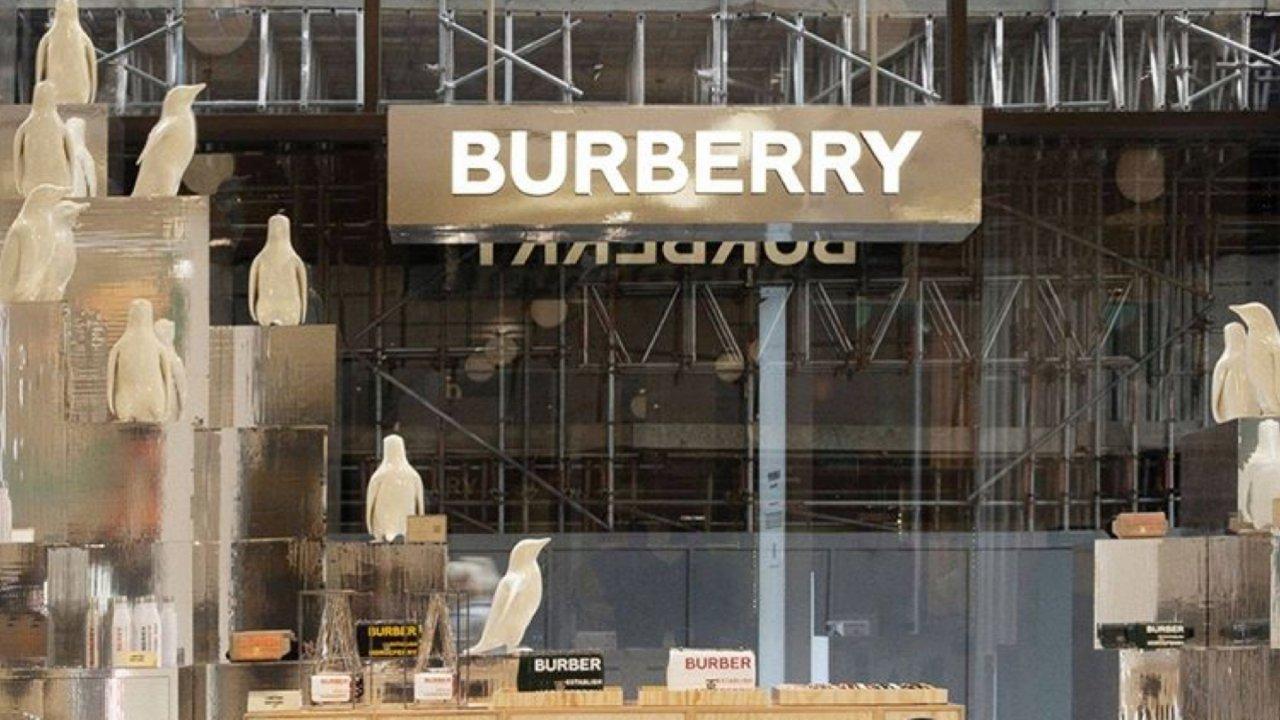 伦敦探店: Burberry pop up store打卡~ 限量款值得拥有!