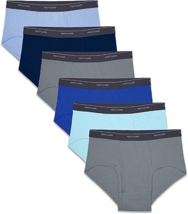 男士内裤6条装