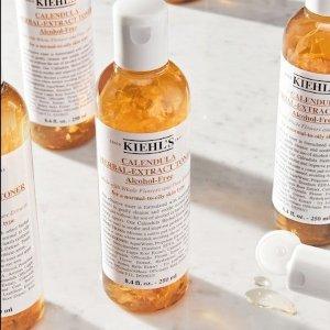 Calendula Herbal Extract Alcohol Free Toner - Kiehl's Since 1851 | Sephora