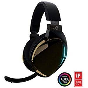 ROG Strix Fusion 500 Virtual 7.1 LED RGB 無線電競 游戲耳機