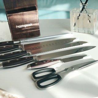 想做主厨首先需要一套好刀🔪