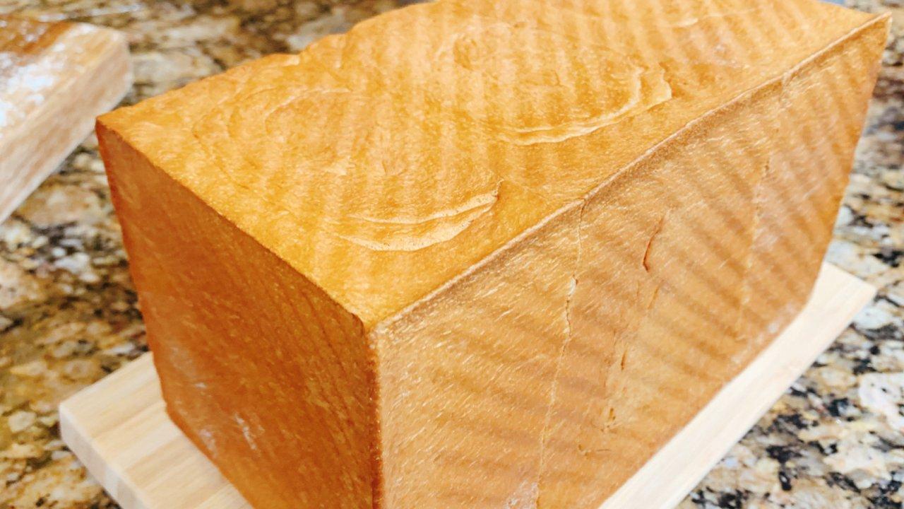 北海道吐司面包的历练