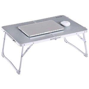 SUPERJARE 可折叠笔记本电脑桌