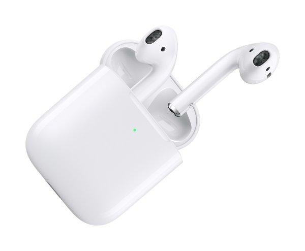 Apple AirPods 2代 无线充电版