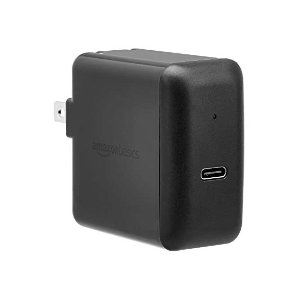 $12.99限今天:AmazonBasics 30W USB-C 3.0 充电头