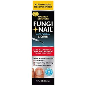 $9.35 Free ShippingFungi-Nail Anti-Fungal Solution, 1Oz