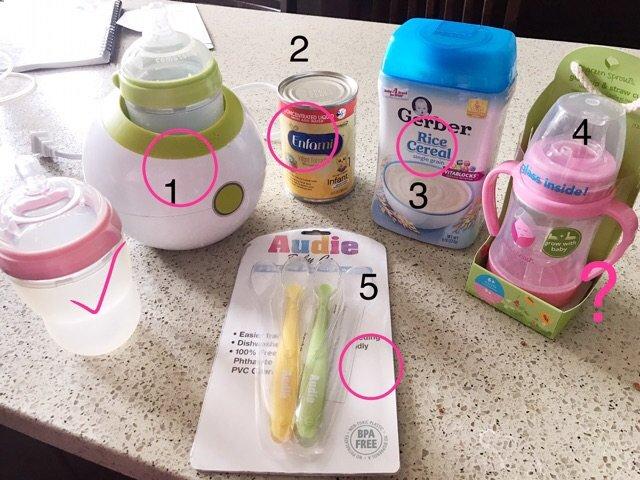 宝宝出生到半岁前生活用品使用心得