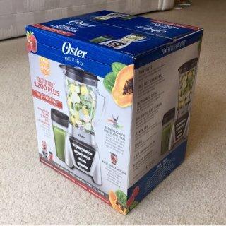 家有搅拌机,懒人也能爱上吃果蔬丨Oster Pro 1200测评
