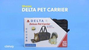 Sherpa Delta Pet Carrier, Medium - Chewy.com