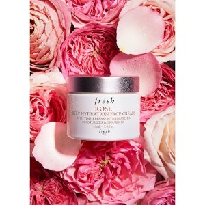 Rose Deep Hydration Moisturizer - Fresh | Sephora