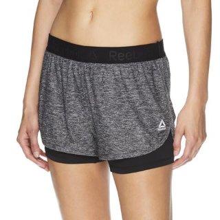 $7.99(原价$50)Proozy官网 Reebok女士有氧运动短裤促销