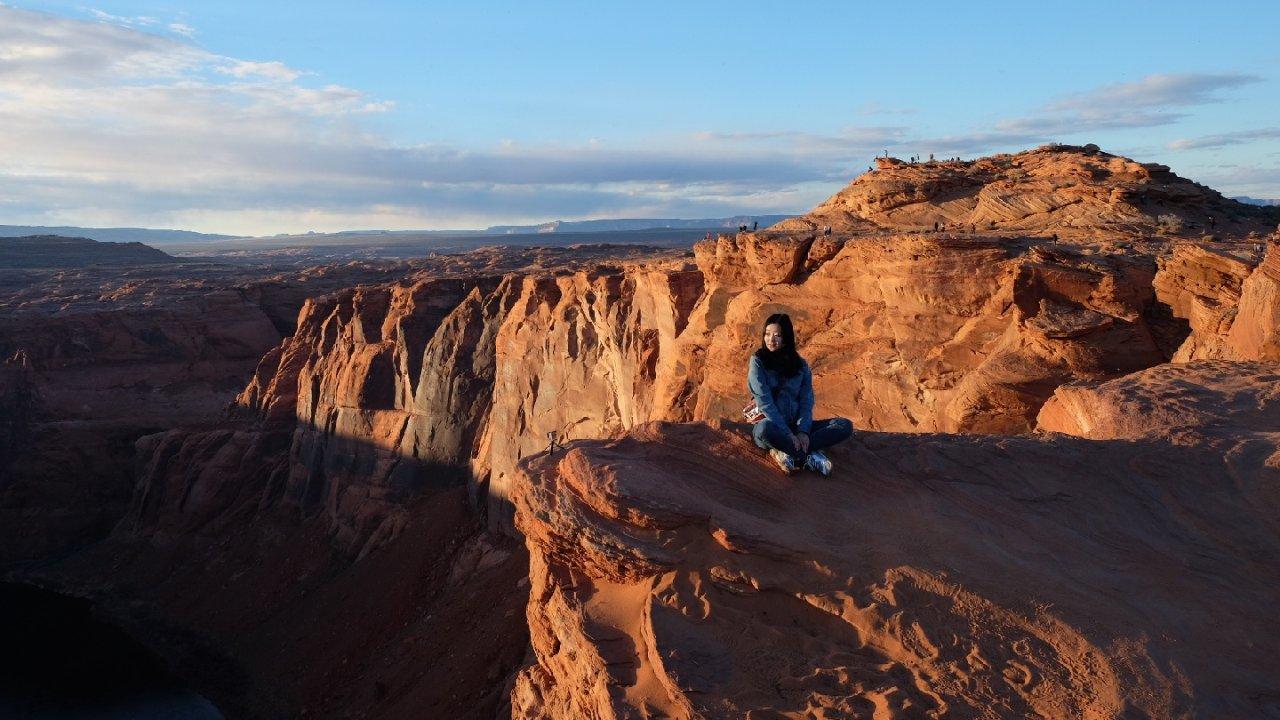 贝蒂🍁美西6日自驾游-大峡谷+下羚羊谷+马蹄湾+锡安国家公园