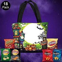 Frito-Lay 混装零食薯片 18包+万圣节限量手提袋