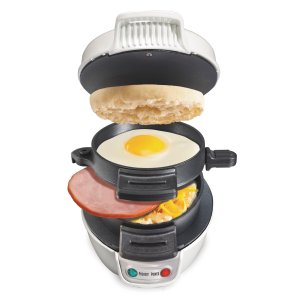 $17.99 (原价$21.46)Proctor Silex 早餐三明治机
