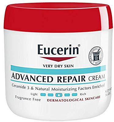 Eucerin 高級修護霜 16 oz.