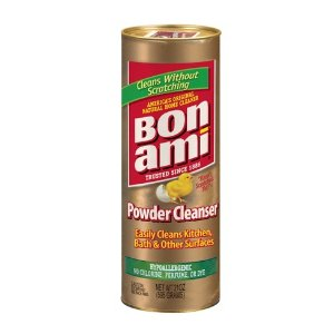 Bon Ami Unscented Household Cleaner - 21oz : Target