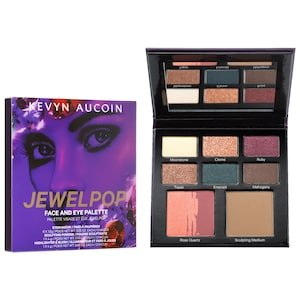 $59($116 Value)Sephora Kevyn Aucoin Jewelpop Face & Eye Palette