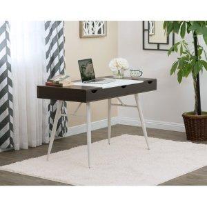 Calico Designs 写字桌 桌面下方带多个储物格