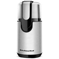 KitchenAid 咖啡研磨器 自制绿豆粉芝麻粉花生粉