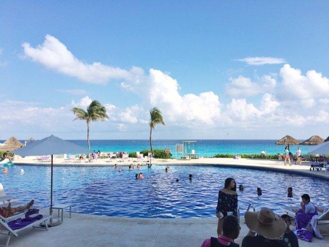 Cancun坎昆酒店Paradis...