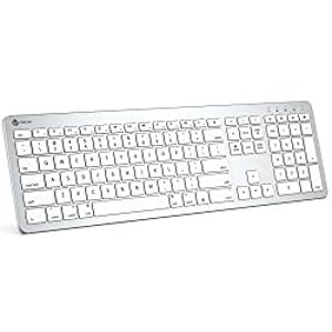 iClever Multi-Device Bluetooth Keyboard