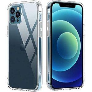 HOMEMO iPhone 12/12 Pro 透明手机壳