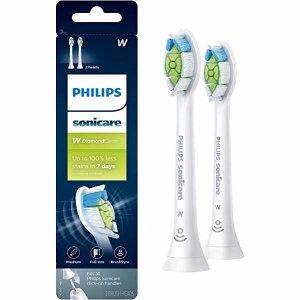 Amazon.com : Philips Sonicare HX6042 2 Piece Kids Brush Head, Standard : Beauty