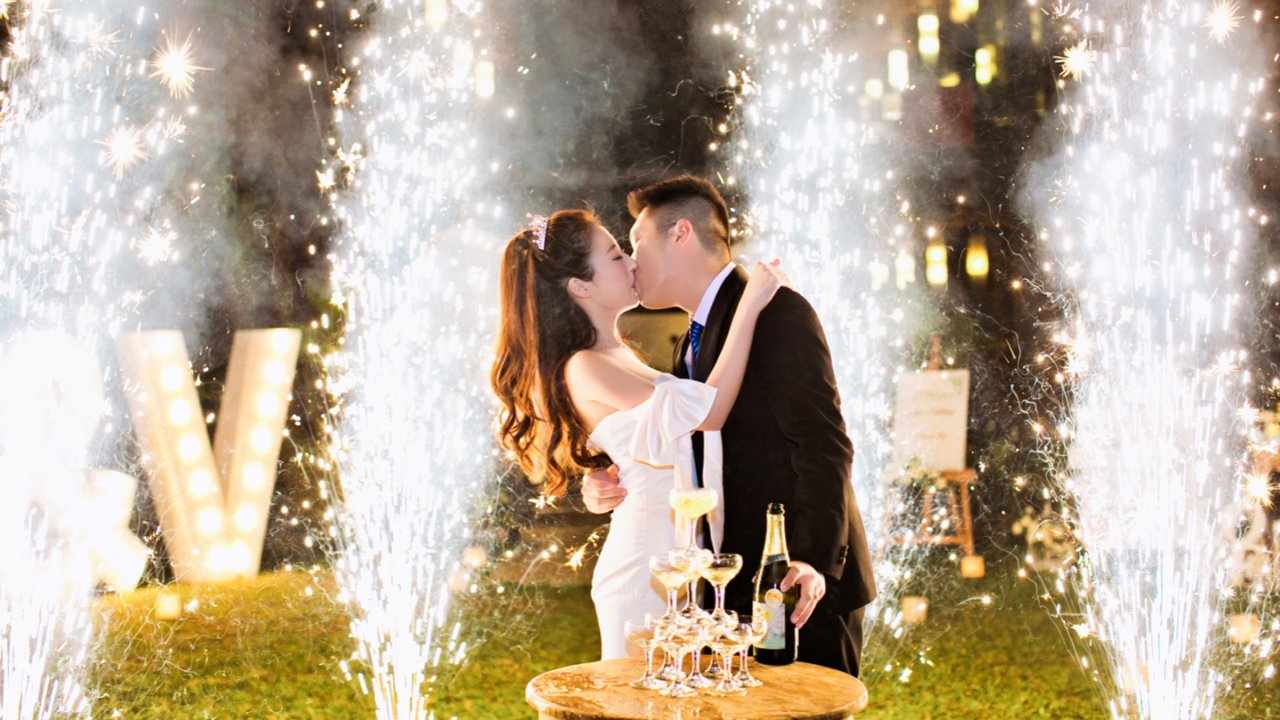 我的巴厘岛丽思卡尔顿婚礼💒