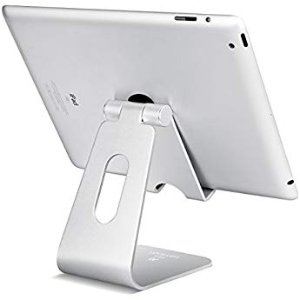 Tablet Stand Adjustable, Lamicall Tablet Stand