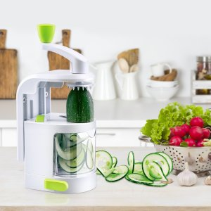 4 Blade Vegetable Spiralizer | ToBox