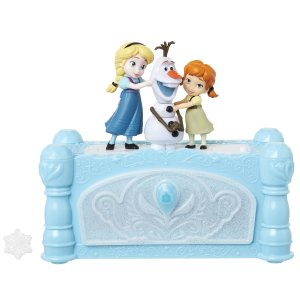 Disney Frozen Do You Want to Build A Snowman 2.0 Jewelry Box