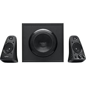 Z623 400W  2.1声道 THX认证 多媒体音箱