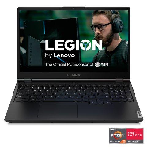 $779Lenovo Legion 5 Laptop (R5 4600H, 1650Ti, 8GB, 256GB+1TB)