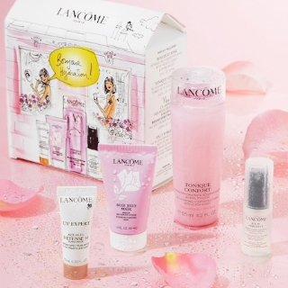 低至$25上新:Lancôme 超值套装热卖 收粉水套装