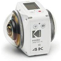 KODAK PIXPRO ORBIT360 4K 360° VR 相机 Satellite套装