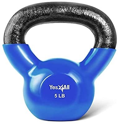 5磅健身壶铃