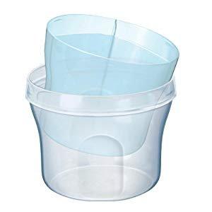 Amazon.com : Philips Avent Powder Formula Dispenser & Snack Cup - Blue, SCF135/06 : Baby Formula Dispensers : Baby