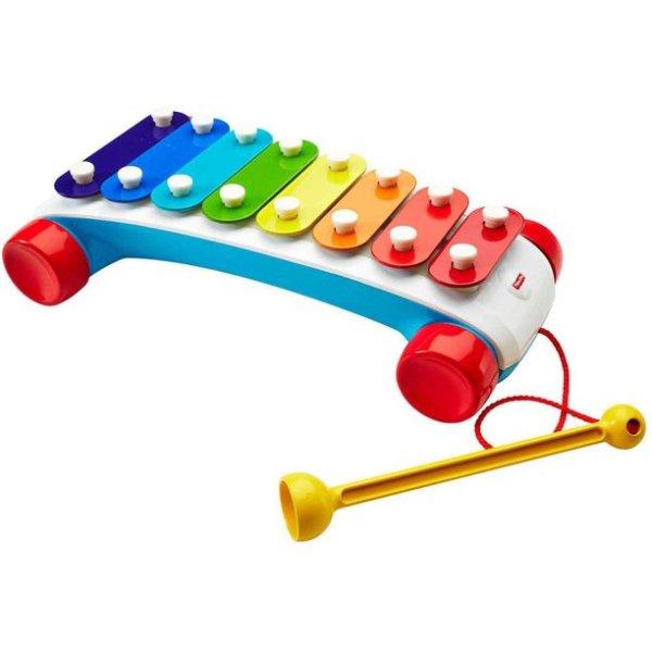 Fisher-Price 经典婴幼儿木琴玩具