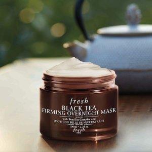 Black Tea Firming Overnight Mask - Fresh | Sephora