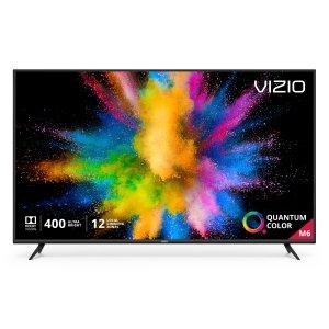 55吋 $398 65吋 $498Vizio M系列 G4 量子点 4K 超高清 HDR 智能电视