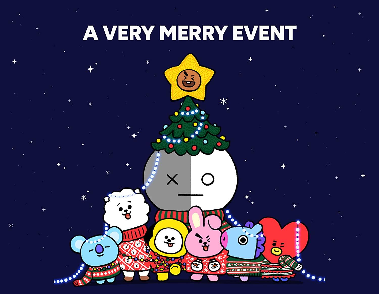 Amazon.com: LINE FRIENDS: Winter Event折扣